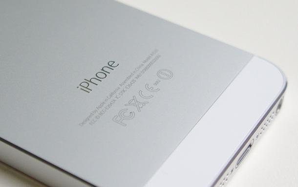 IMEI айфон 5