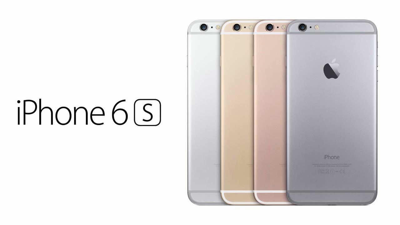 новый iphone-6s
